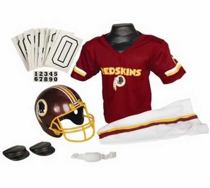 youth redskins jersey