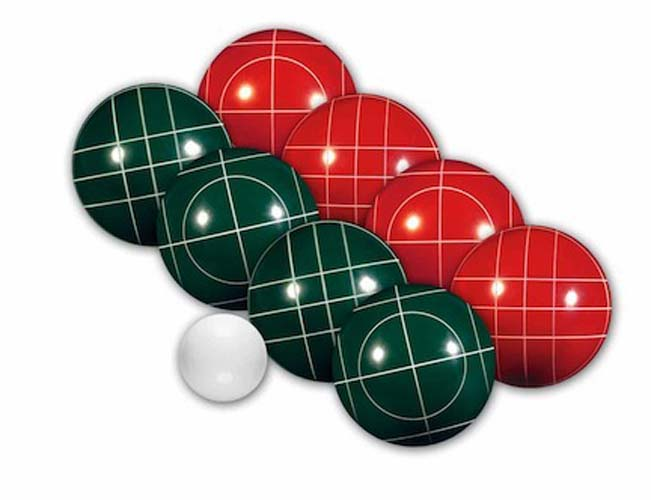 Expert 115mm Bocce Ball Set