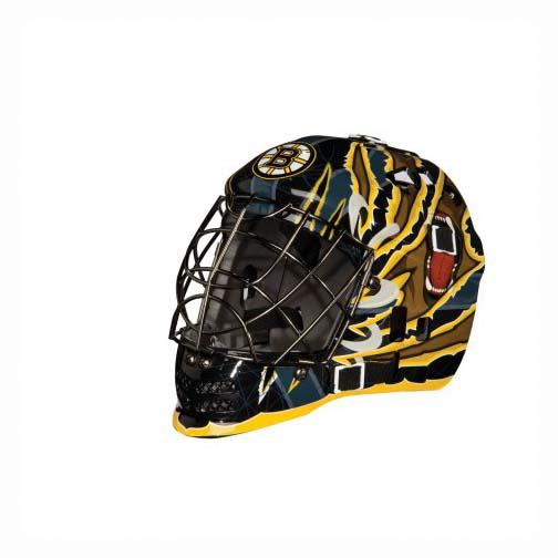 Boston Bruins Franklin Mini Goalie Mask FR-7784F03