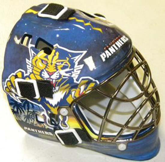 Florida Panthers Franklin Mini Goalie Mask