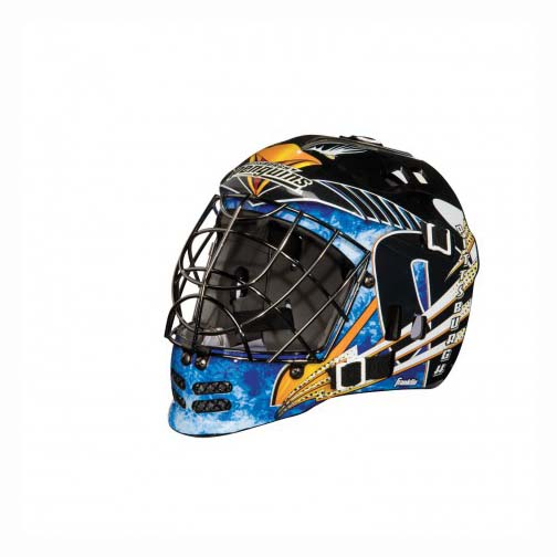 Pittsburgh Penguins Franklin Mini Goalie Mask