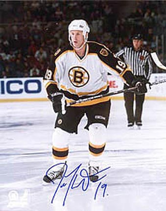 "Joe Thornton Autographed Boston Bruins 8"""" x 10"""" Photograph (Unframed)"" FRP-AU8-THORNTON-BOS"