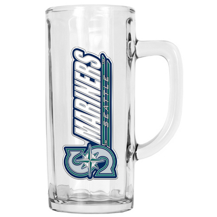 Seattle Mariners 22 oz. Optic Tankard