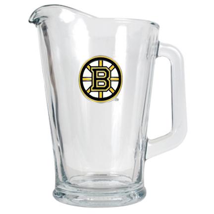 Boston Bruins 60 oz. Glass Pitcher