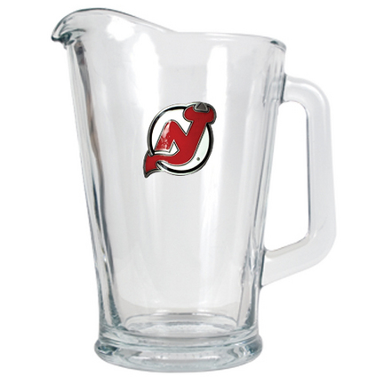 New Jersey Devils 60 oz. Glass Pitcher
