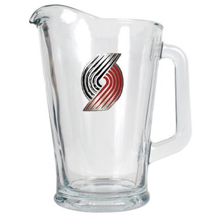 Portland Trail Blazers 60 oz. Glass Pitcher