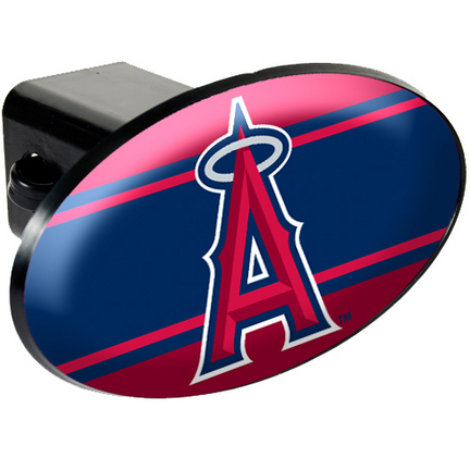 Los Angeles Angels of Anaheim Trailer Hitch Cover from Great American Products