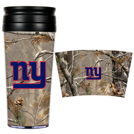 "New York Giants """"Open Field"""" Travel Tumbler"" GAP-RTPT2003"