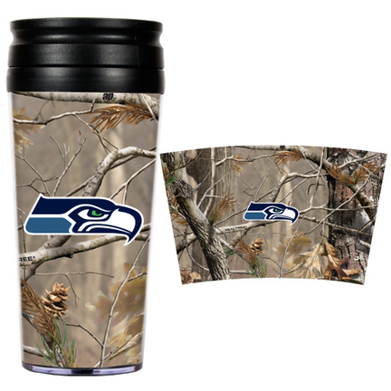 "Seattle Seahawks """"Open Field"""" Travel Tumbler"" GAP-RTPT2006"