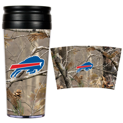 "Buffalo Bills """"Open Field"""" Travel Tumbler"" GAP-RTPT2012"
