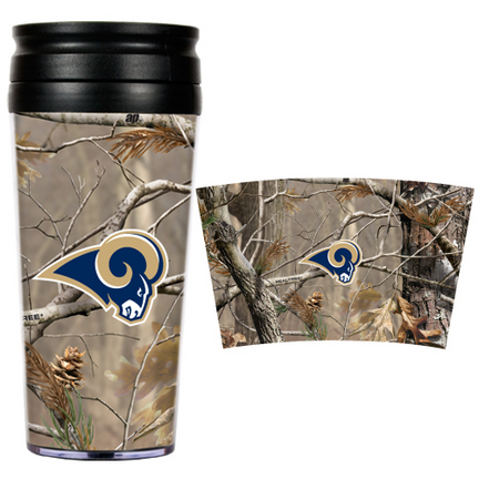 "St. Louis Rams """"Open Field"""" Travel Tumbler"" GAP-RTPT2016"