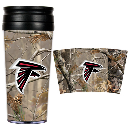 "Atlanta Falcons """"Open Field"""" Travel Tumbler"" GAP-RTPT2026"