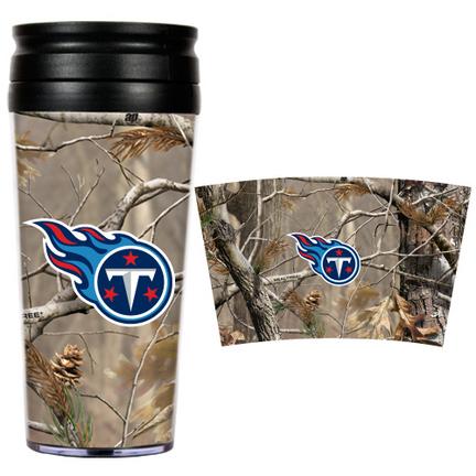 "Tennessee Titans """"Open Field"""" Travel Tumbler"" GAP-RTPT2028"