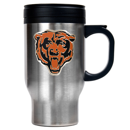 Chicago Bears 16 oz. Stainless Steel Travel Mug GAP-TM2000-7A
