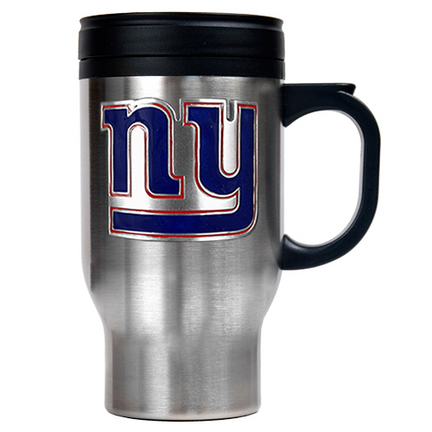 New York Giants 16 oz. Stainless Steel Travel Mug GAP-TM2003-7