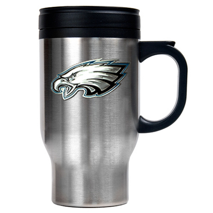 Philadelphia Eagles Travel Mug Eagles Stainless Travel