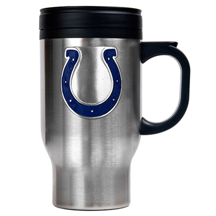 Indianapolis Colts Travel Mug Colts Stainless Travel Mug