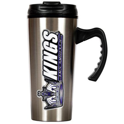 Los Angeles Kings 16 oz. Stainless Steel Travel Mug GAP-TMS006-14
