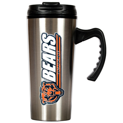 Chicago Bears New Style 16 oz. Stainless Steel Travel Mug GAP-TMS2000-14