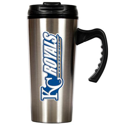 Kansas City Royals 16 oz. Stainless Steel Travel Mug GAP-TMS2113-14