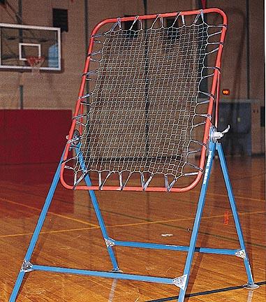 Master Basketball Toss Back