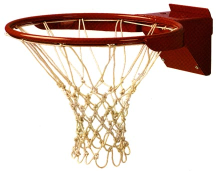 Snap Back Basketball Goal by Gared  for 48 x 72 Backboard