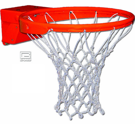 Master 3000® FIBA International Tournament Breakaway Basketball Goal