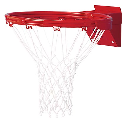 Playground 5500 Double Ring Breakaway Basketball Goal from Gared