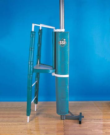 Volleyball Referee Platform Stand Pad from Gared