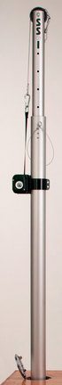 Scholastic Telescopic Upright Post with Winch
