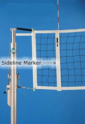 Sideline Markers - 1 Pair