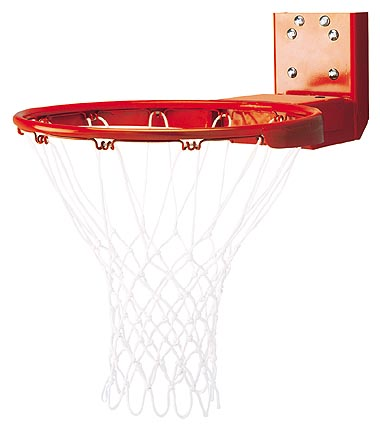 Scholastic 6600 Breakaway Basketball Goal with Rear Mount from Gared (6600)