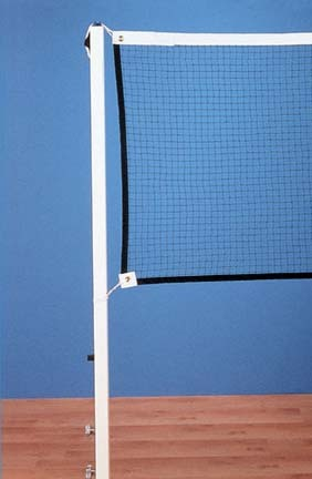 Permanent Sleeve-Type Badminton 1 Court System from Gared