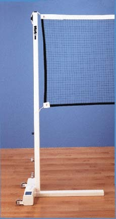 Portable Badminton Center Upright Post