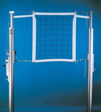 Master Telescopic Volleyball 1 Court System from Gared