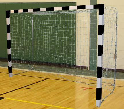 Net for Official Futsal and Team Handball Goals (One Pair)