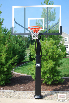 Pro Jam Adjustable Basketball System with Polycarbonate Backboard
