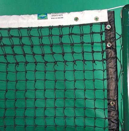 3.5 mm Polyethylene Double Center Edwards Tennis Net