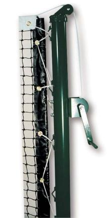 "2 7/8"" External Ratchet Steel Tennis Posts (Pair)"