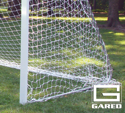 8' x 24' Orange 3 MM Soccer Goal Net