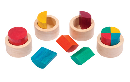 Fraction Cups Puzzle GC-G6707