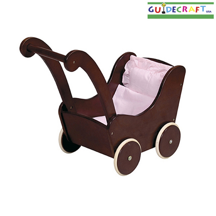 Click here for Doll Buggy (Espresso) prices