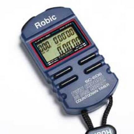 Robic SC-606 Stopwatch (Blue) GIA-37602