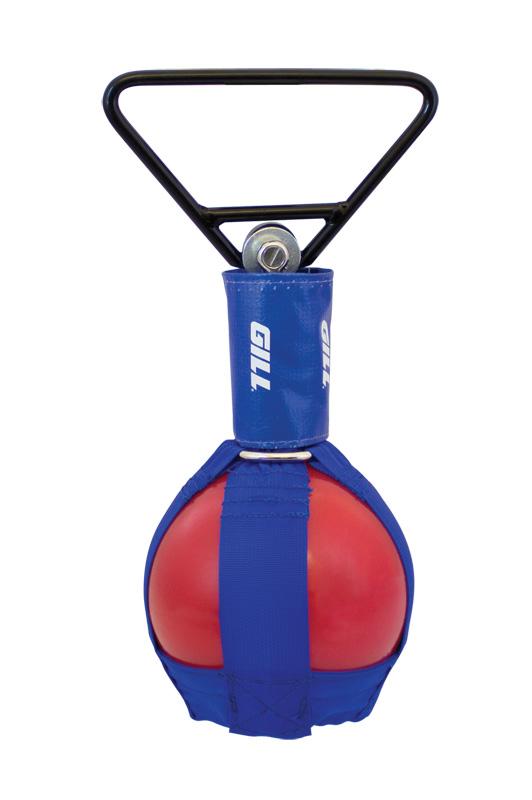 35 lbs. Orbiter Indoor Throwing Weight Hammer