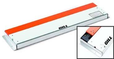 Steel Leveling Base Board (for Adjustable Take Off Board System) - Long Jump / Triple Jump