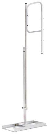 Aluminum Pole Vault Standard