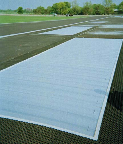 Long Jump / Triple Sand Pit Cover (One Sq. Ft.) GIA-730148