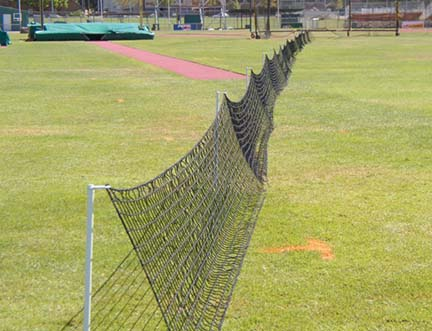 Discus / Shot Put Sector Net