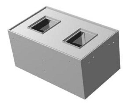 Versa-Com Box (Synthetic Material Not Included)