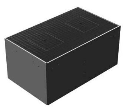 Versa-Com Box (Black Vultrak Factory Installed)